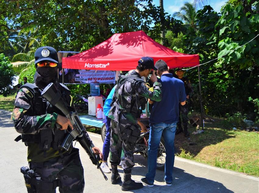 Comelec exec green lights Lanao Norte plebiscite despite blasts