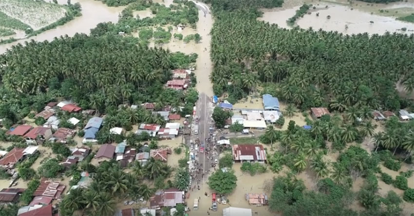 Davao City gives P3.9-M financial aid to flood-stricken areas in Southern Mindanao