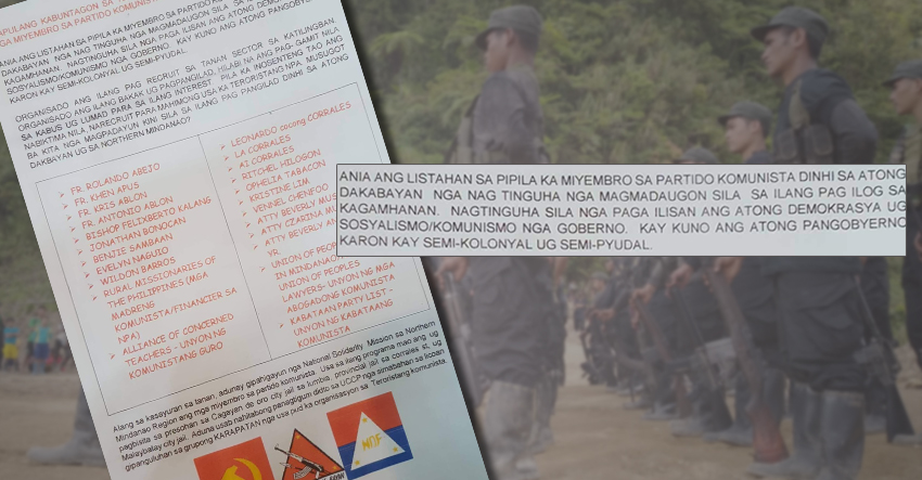 Group decries spread of red-tagging lists, flyers in CDO