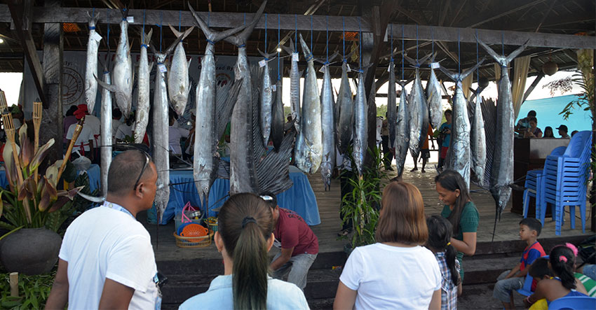 International game fishing tourney reels off in Siargao Island