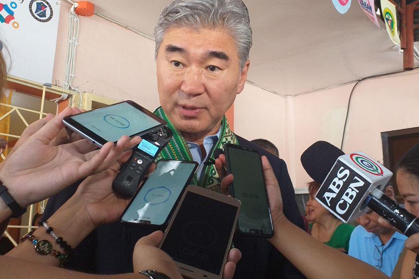 US Ambassador wants full investigation on WPS incident