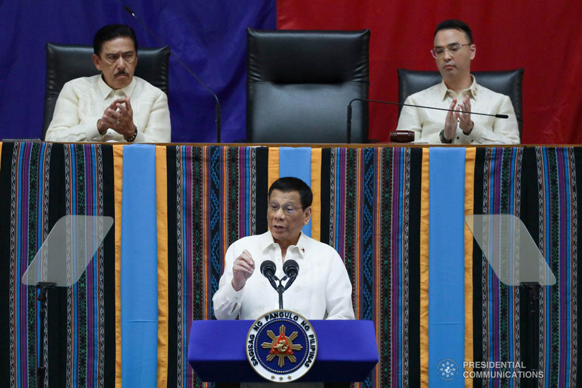 Duterte's SONA a disappointment – BAYAN-SMR