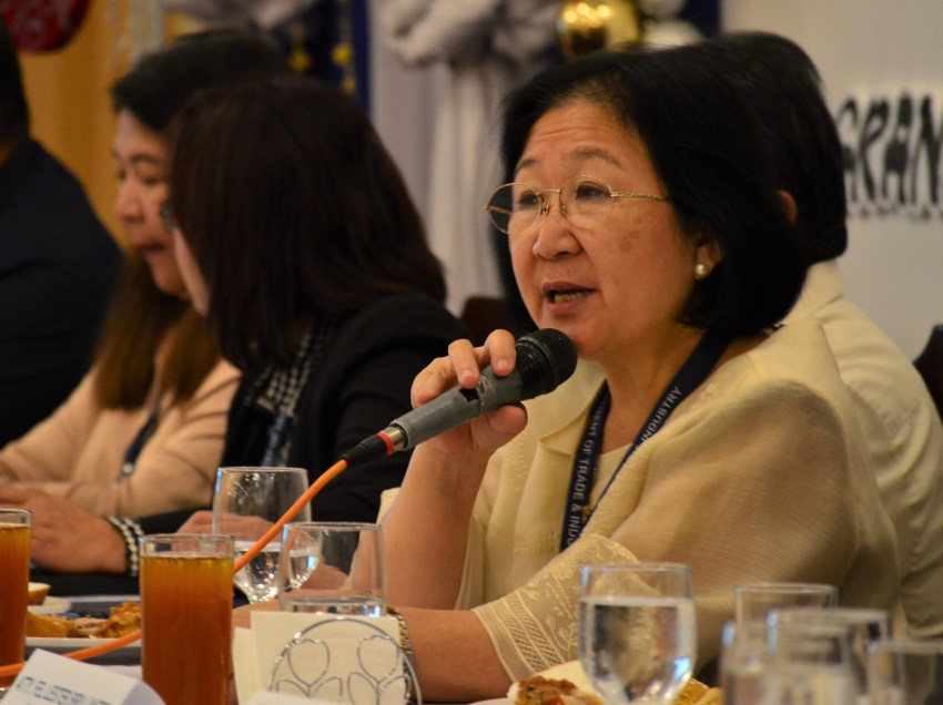 DTI-10 exec: Martial Law had no effect on investments in Normin
