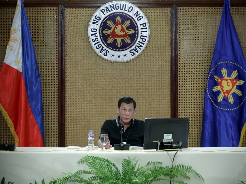 "Duterte makes the Left an ""alibi"" for his failure, says labor group"
