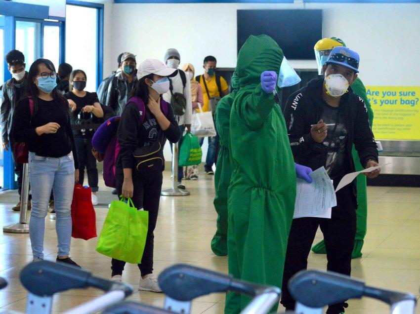 330 stranded OFWs arrive in Mindanao