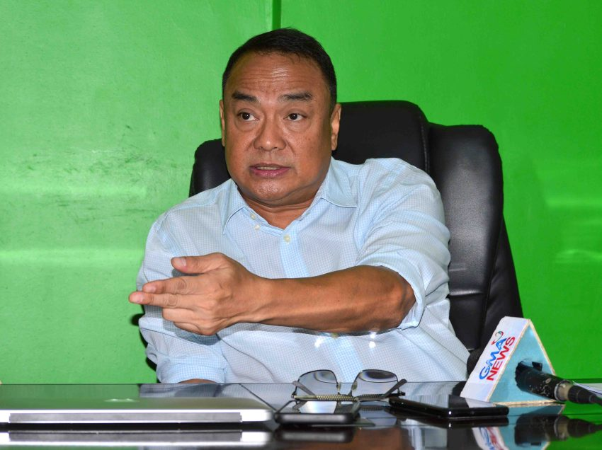 New PDEA chief started career in Davao