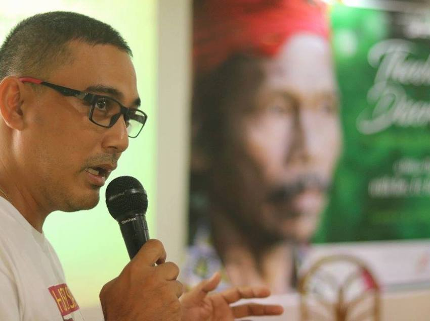 Priest gets red-tagged for defending Lumad school in Surigao del Sur