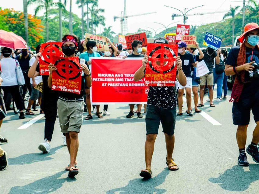 Lawyers across the globe join Filipino lawyers in opposing anti-terror bill
