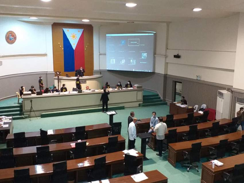 Davao City Council prepares COVID-19 immunization program