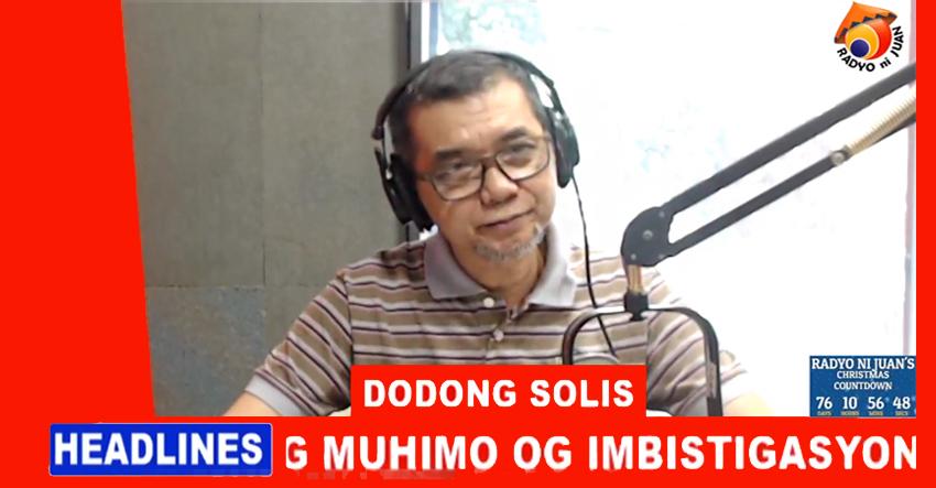 Dodong Solis, Davao's crusading radio broadcaster, dies