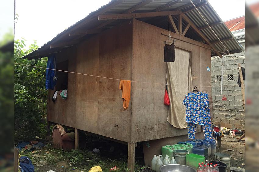 Suffer thy poor: Lockdown, economic slowdown hurt Davao's relocation community