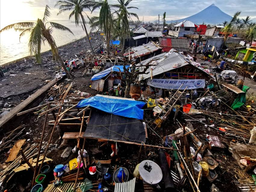 Typhoon after typhoon, Bicol's poor suffer the most