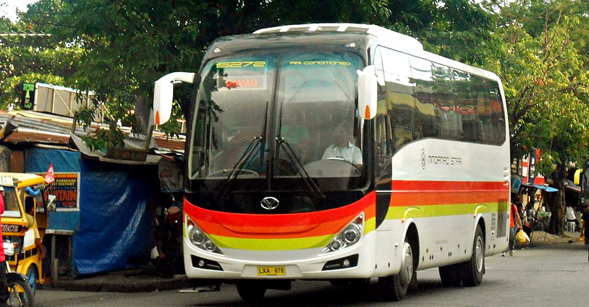 Transport agencies working to re-open inter-regional bus routes in Mindanao