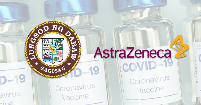 AstraZeneca COVID-19 vaccine coming to Davao City by 3rd quarter