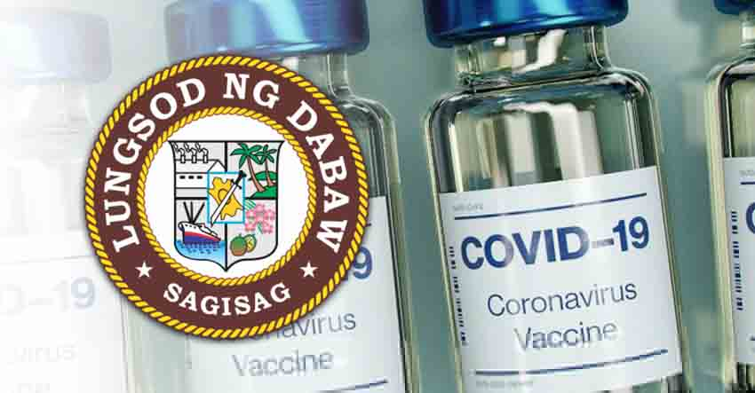 COVID-19 Updates in Davao: Registration for city's vaccination program reaches 537,820