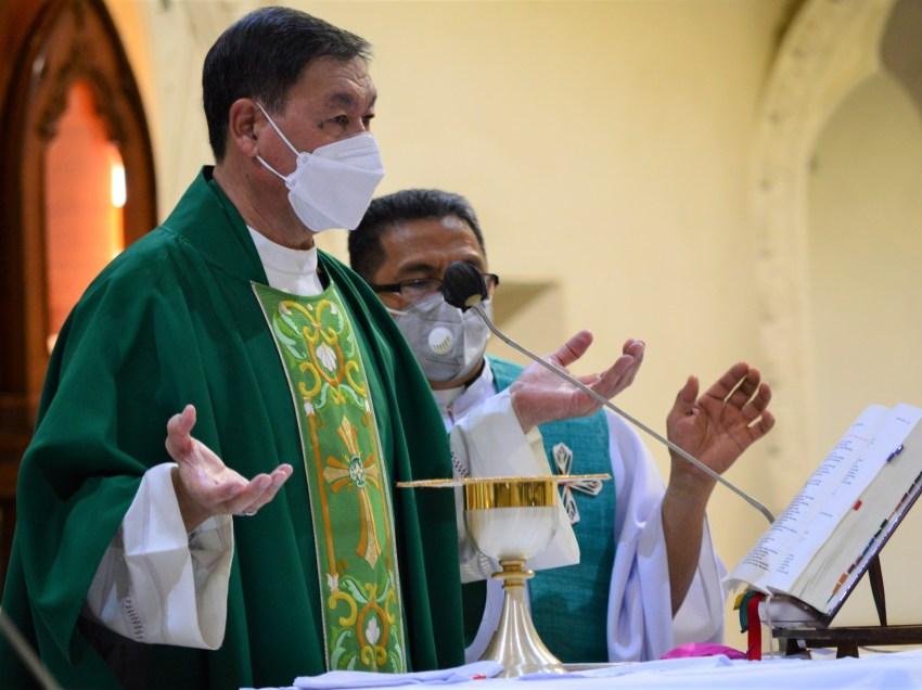 CDO archbishop says vaccines 'morally acceptable'