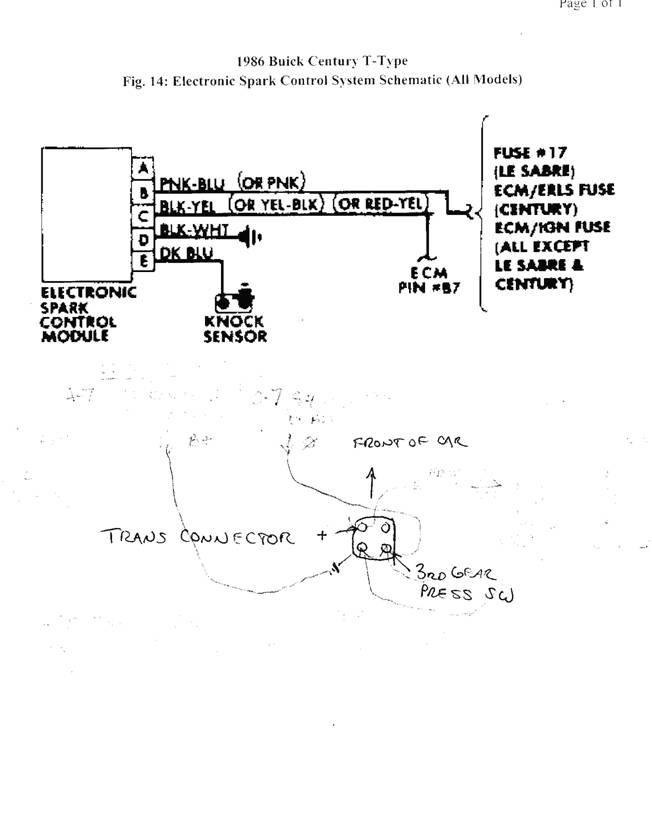 grand national wiring diagram buick grand national engine wiring
