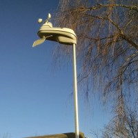 Mast Installation for the AcuRite Professional Weather Center 02032C