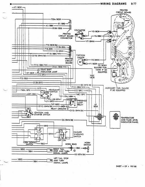 78 Dodge Wiring Diagram - Auto Electrical Wiring Diagram