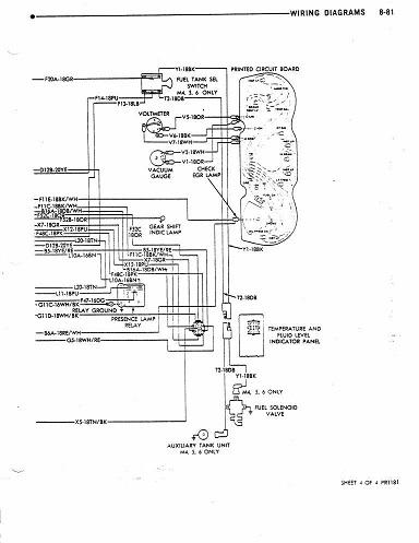 78 chevy caprice wiring diagram