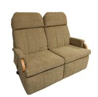 RV Furniture Lambright Lazy Relaxr Swivel Wall Hugger ...