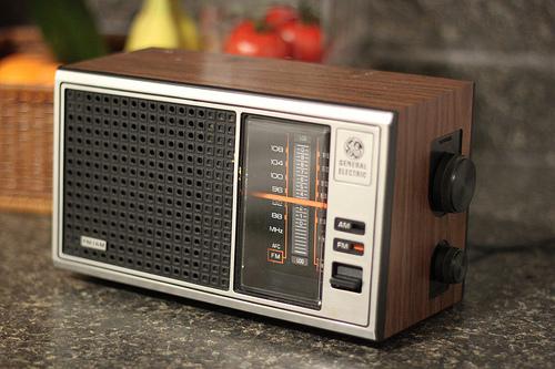 GE Radio
