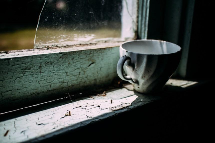 Cup, No Saucer