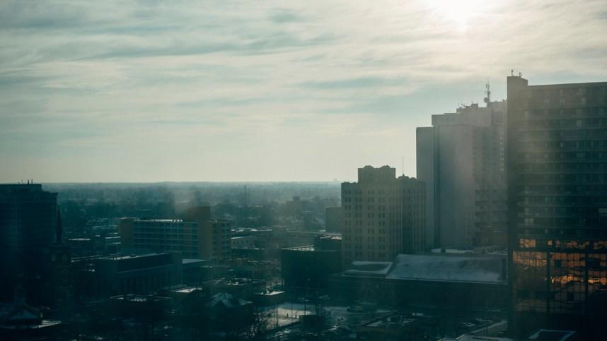 Downtown Canada II