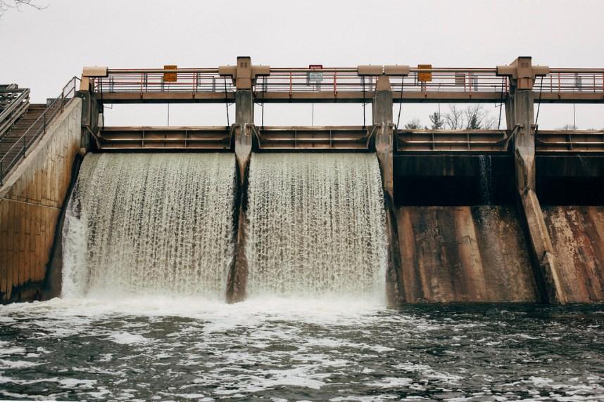 Dam Side