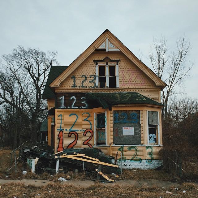 Nowhere To Stay - Detroit, MI
