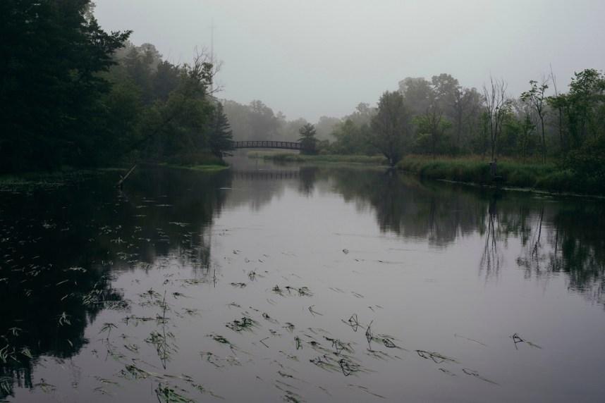 Kalamazoo River Running