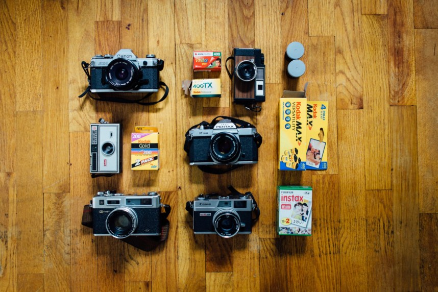 Film Photography Collection