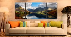 Peachy Wasdale Head Panorama Panel Wide Centre Canvas On Wall Wasdale Head Panorama Canvas Prints Panoramic Canvas Prints Online Panoramic Canvas Prints Australia