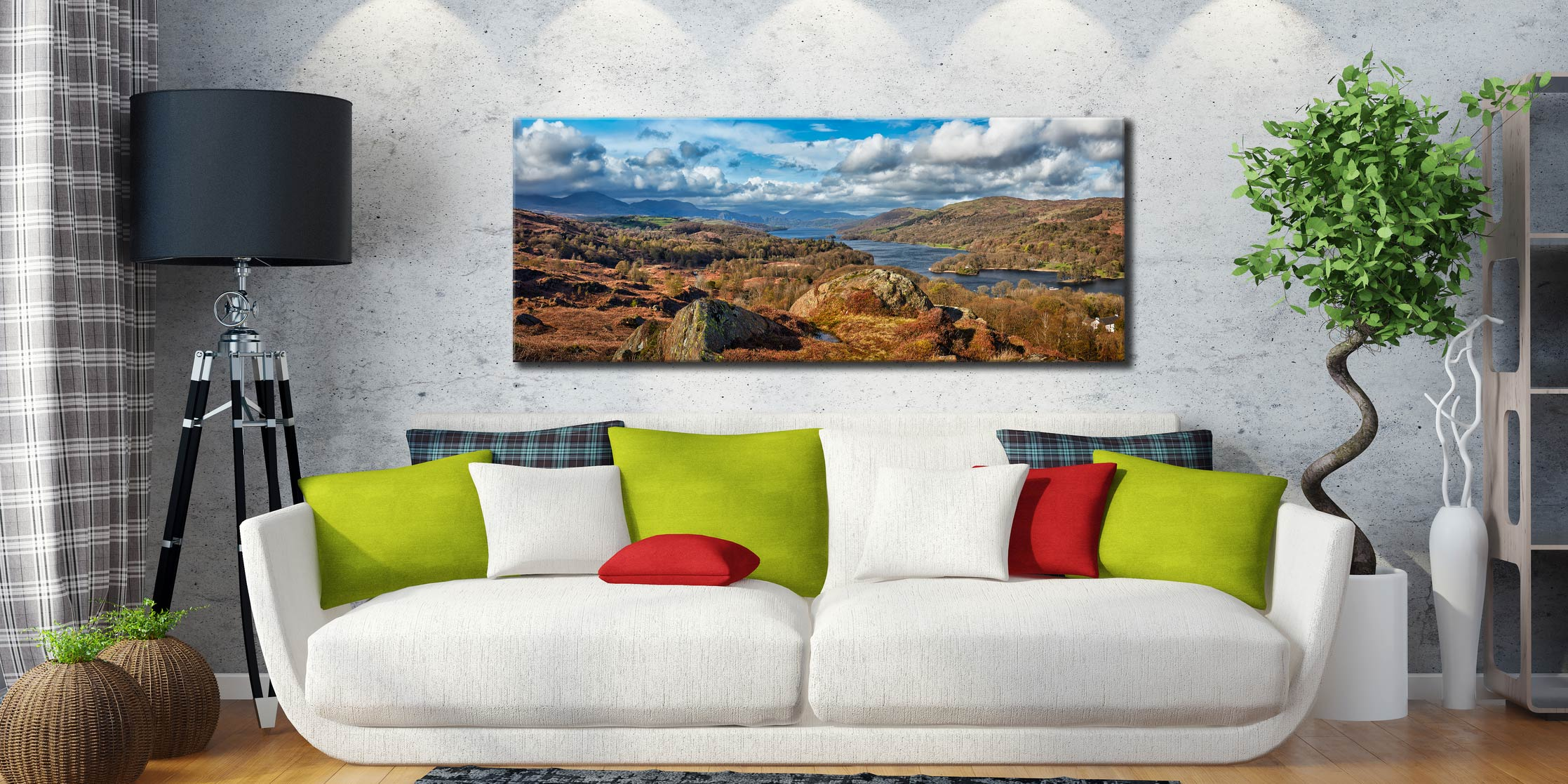 Fullsize Of Panoramic Canvas Prints