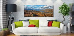 Stunning Coniston Water Panorama Canvas Print On Wall Coniston Water Panorama Lake District Canvas Prints Panoramic Canvas Prints Online Uk Panoramic Canvas Prints Nz