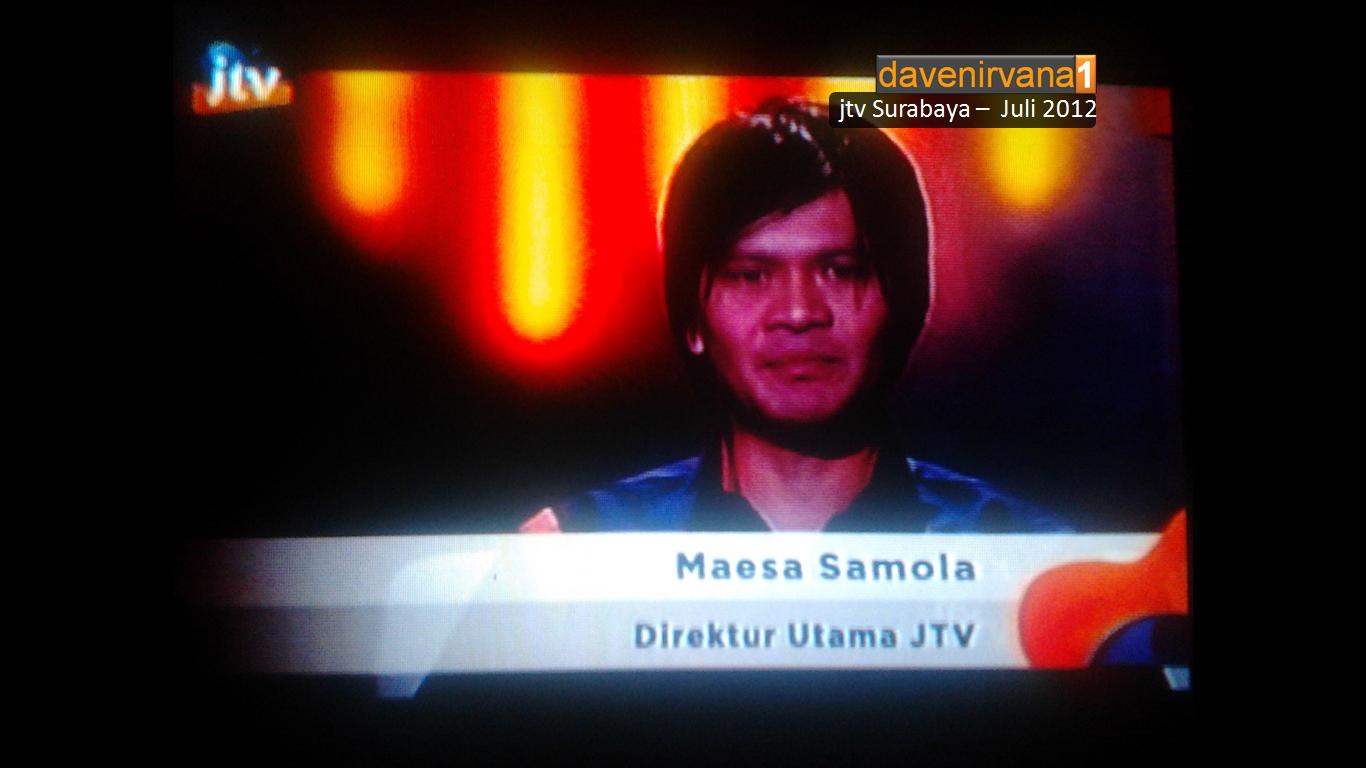 Berita Pojok Kampung Jtv Tvod Useetv Re Launch Jtv Surabaya Dan Jtv Network Davenirvana1
