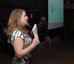 Rebecca Bollwitt presides over Best of 604