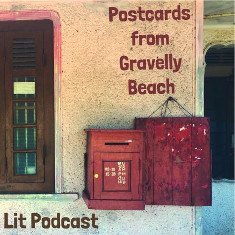 Postcard from Gravelly Beach –Sri Lanka post office