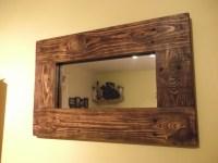 Reclaimed Wood Mirrors | Dave's Beach Hut
