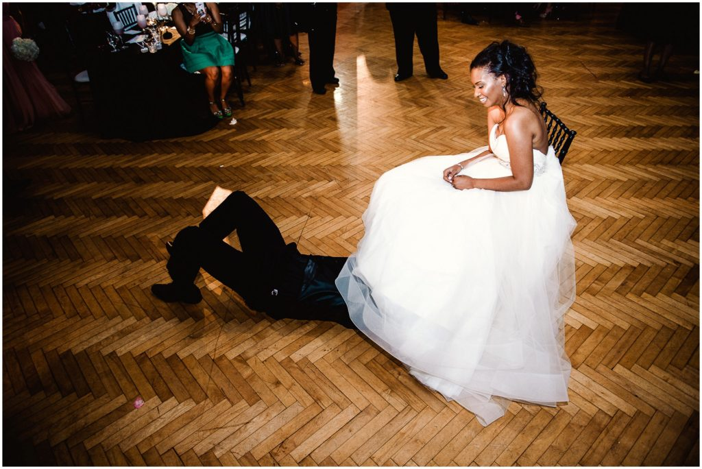 The Armory Wedding Photos