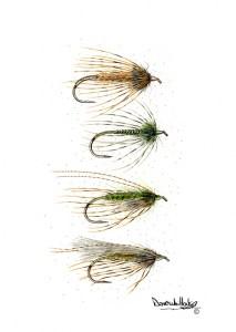 Flies-Caddis Emergers