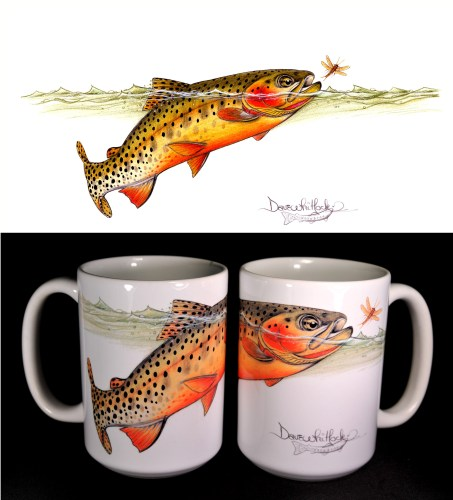 Cutthroat ART Mug