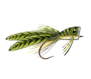 Bass & Panfish Flies
