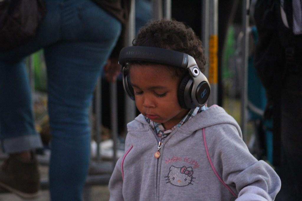 Kids feeling Nas