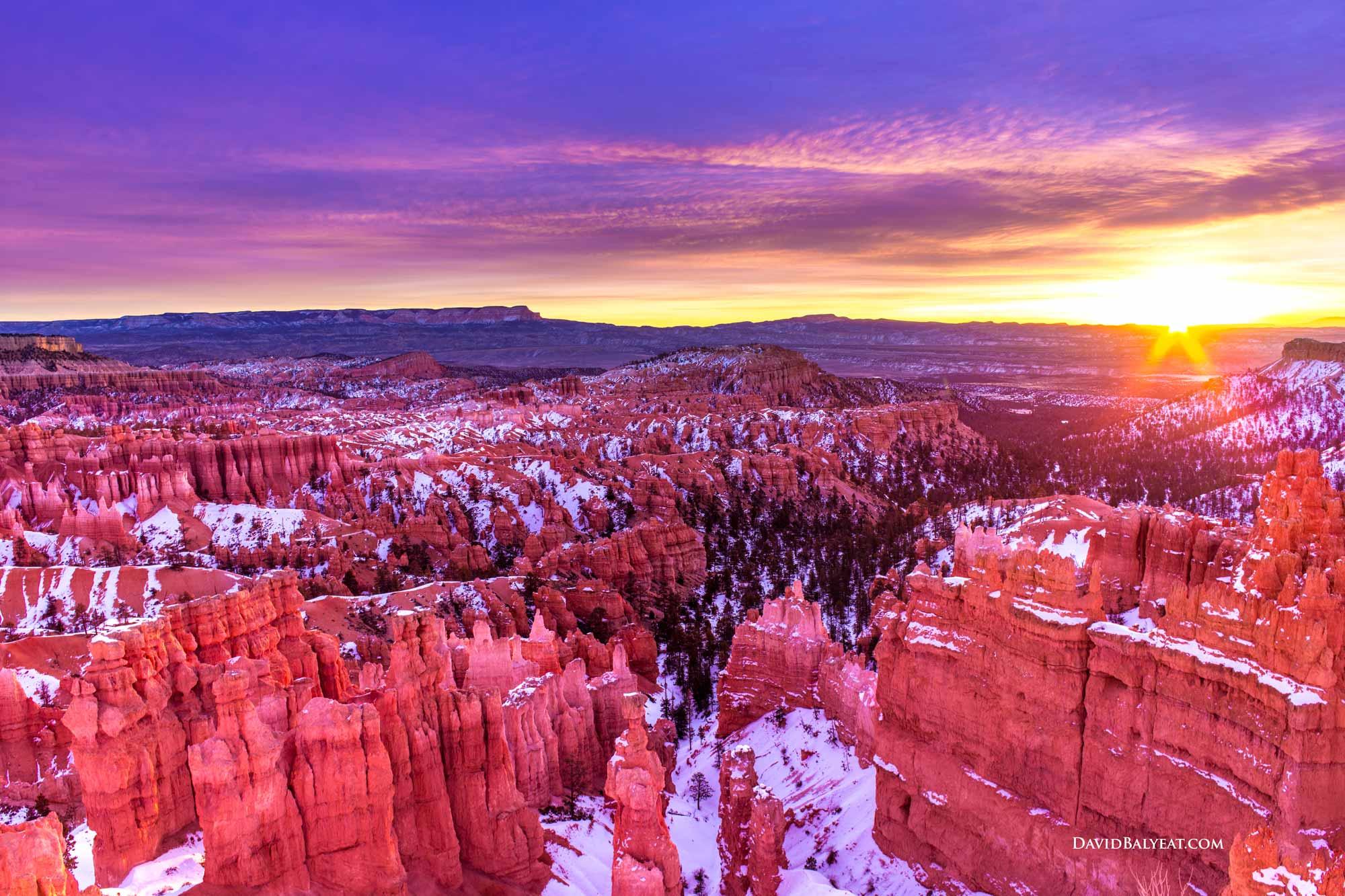 Philadelphia In The Fall Wallpaper Bryce Canyon Sunrise David Balyeat Photography Portfolio