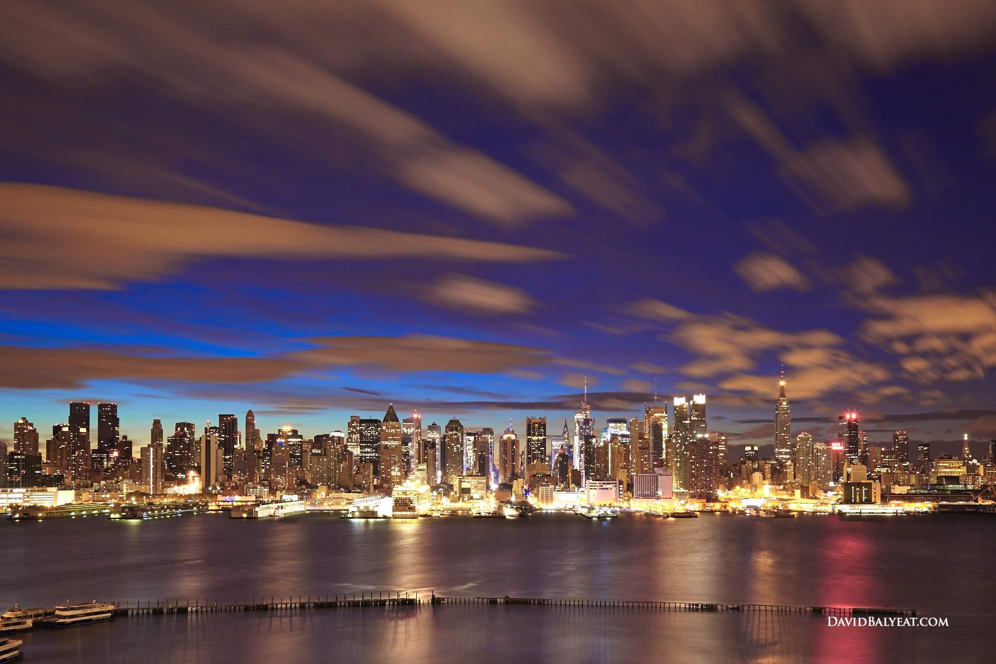 Seattle Washington In Fall City Night Wallpaper Midtown Sunrise New York City David Balyeat Photography