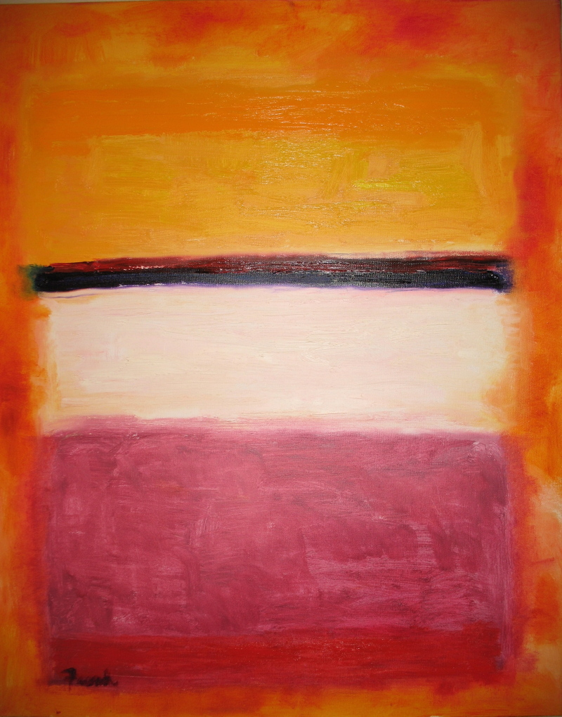 Mark Rothko Pinturas David Barrie: Mark Rothko: More Decorator Than Painter?