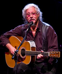 Arlo Guthrie - Reunion Solo Tour Campbell Hall 4/16/08 UCSB Arts & Lectures