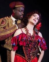 "Opera Santa Barbara - ""Carmen"" publicity photo 2/17/09"