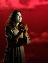 """Ensemble Theatre Co. - """"Cloud Tectonics"""" publicity photo 3/23/02"""